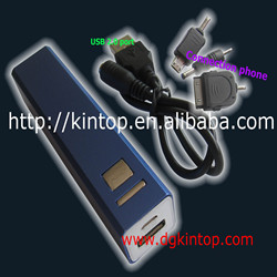 Power bank for mobile phone, convenient for travel